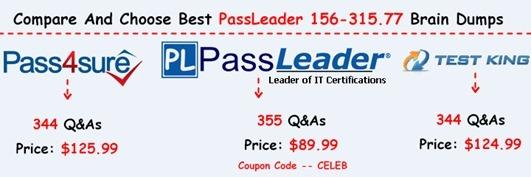 PassLeader 156-315.77 Brain Dumps[25]