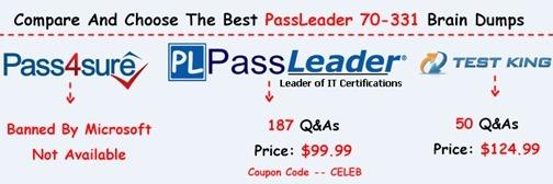 PassLeader 70-331 Exam Questions[25]