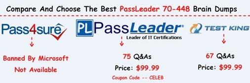 PassLeader 70-448 Exam Dumps[26]