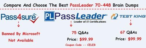 PassLeader 70-448 Exam Dumps[27]