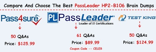 PassLeader HP2-B106 Exam Dumps[15]