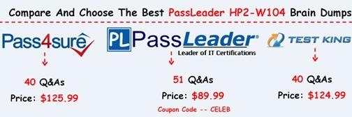 PassLeader HP2-W104 Exam Dumps[15]