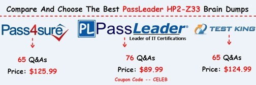 PassLeader HP2-Z33 Exam Dumps[17]